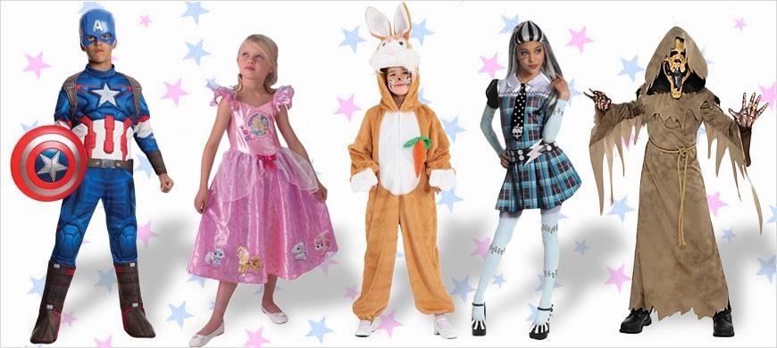 Nabízíme dětské kostýmy 4765f7167c