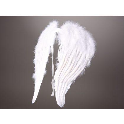 andělská křídla z peří bílá 7a4150bd970