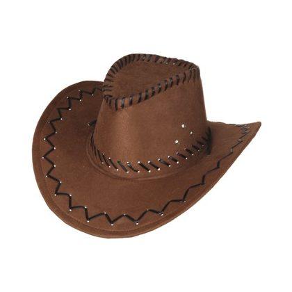 kovbojský klobouk hnědý 2015 a84c424fca