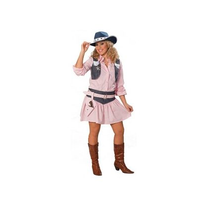 kostým Cowgirl