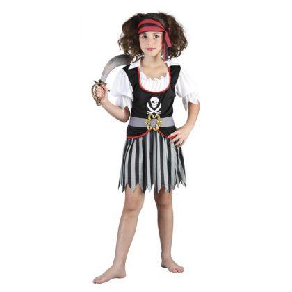 pirátka kostým de luxe 98-104 cm 5417a4b4d0a