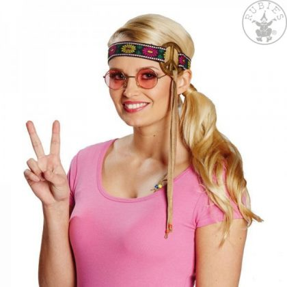 čelenka hippies