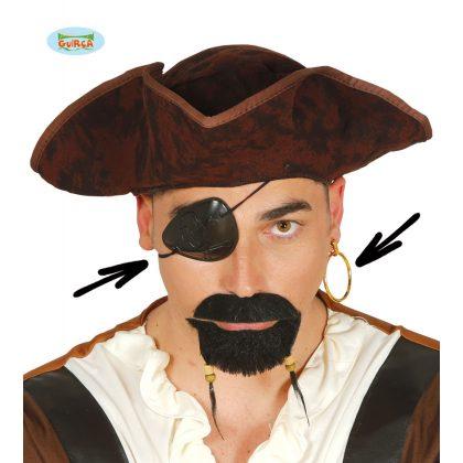 428b9c48a41 klapka a naušnice pirátská