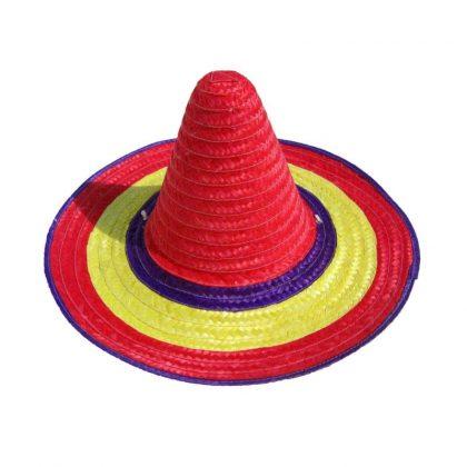 klobouk sombréro barevné 1174ab0fae