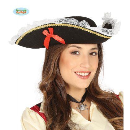 bb341612aaa pirátský klobouk de luxe 2018