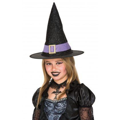 čarodějnický klobouk blýskavý b4649e8057