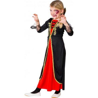 dětský kostým krásná vampírka fa190e4d735