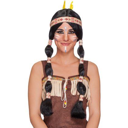 e8289b04be9 Indiánské a pirátské paruky
