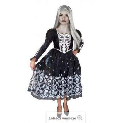 dětský kostým čarodějnice smrt 134 140 cm 8c5a0824451