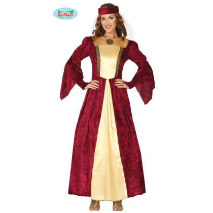 41a69b0f54bd kostým Středověká lady 42-44