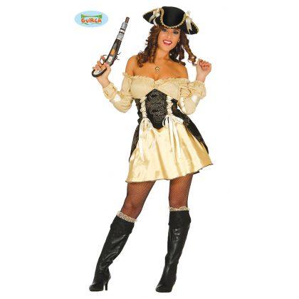 fdd0eee1c1e0 kostým Zlatá pirátka 38-40