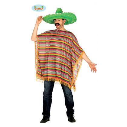 kostým mexické pončo UNI b99c88700a