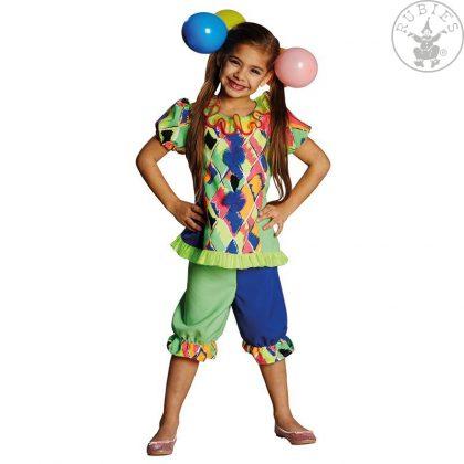 949ab3f674a0 kostým klaun dívka