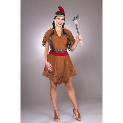 0837fe01fb42 kostým indiánky Sioux 36 38