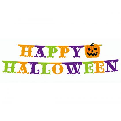 girlanda HAPPY HALLOWEEN 350 cm