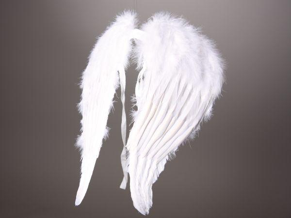 andělská křídla z peří bílá d4fc425e5d