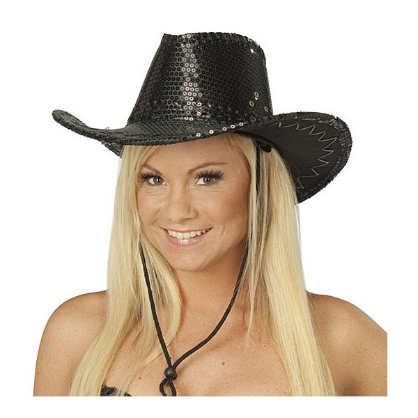 flitrový klobouk černý d603b94fa4