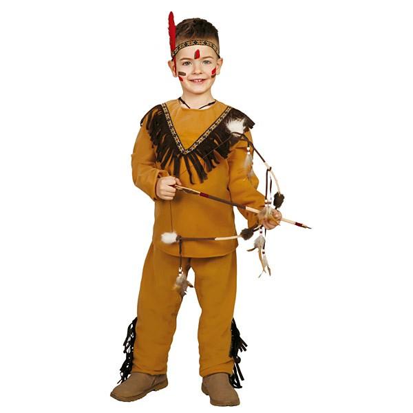 dětský kostým Indián 7 - 9 let d2c06a63de