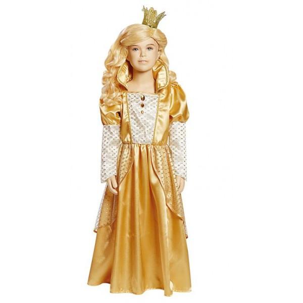 c93f779172f8 kostým zlatá princezna