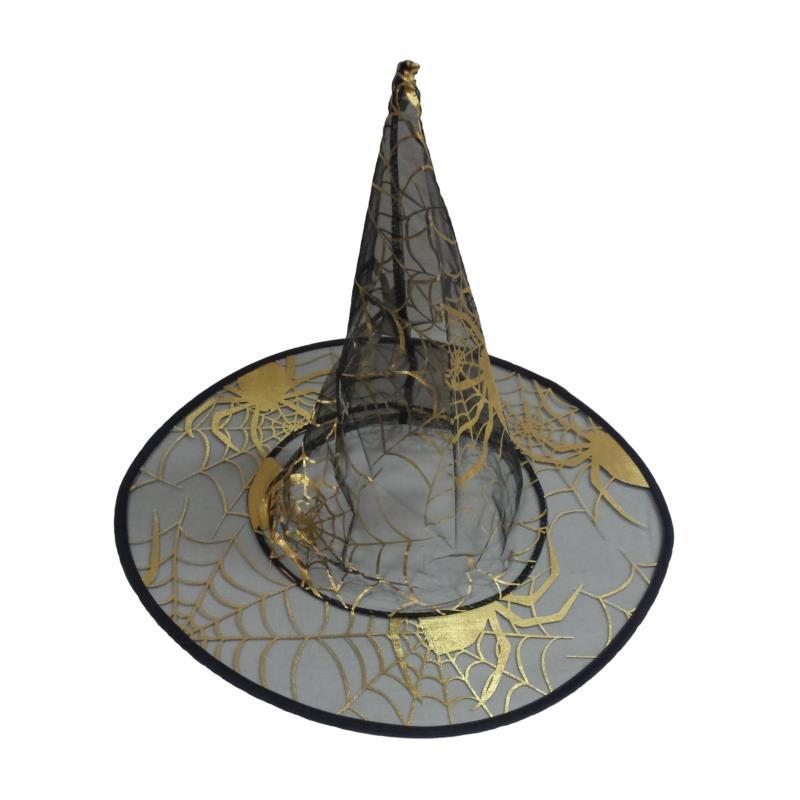čarodějnický klobouk s pavoukem 86f3a6247d