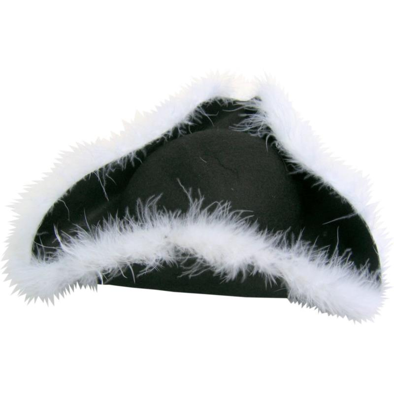 ea142c872bb historický klobouk třírohý s peřím