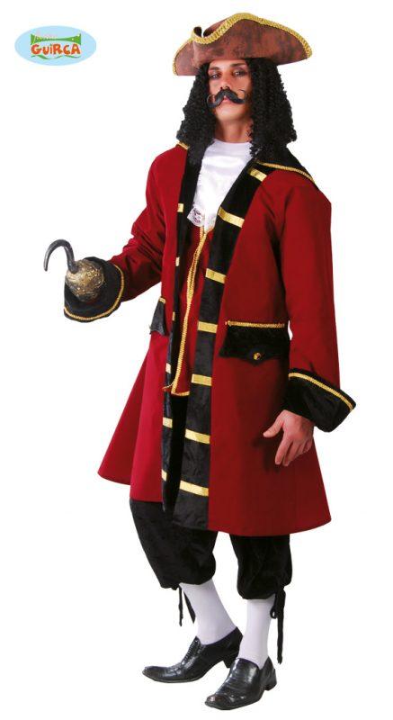 830ad8cf7b1 kostým pirátský kapitán 52 54
