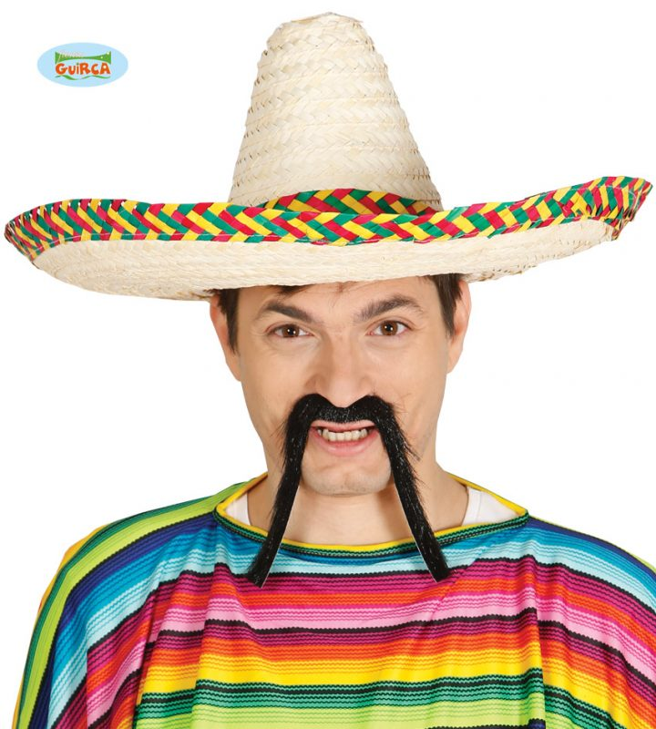 mexický klobouk s okrajem c570428e46