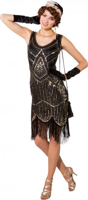 šaty dvacátá léta de luxe II 09b8a14054