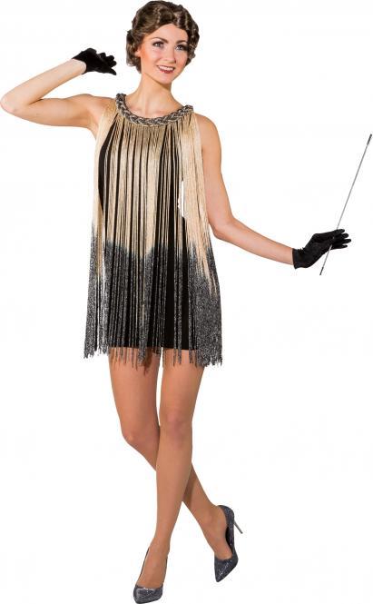 2f113b205e6 šaty dvacátá léta de luxe béžové