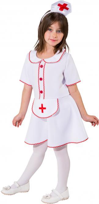 dětský kostým zdravotní sestřička 8d4bc5fe5a5