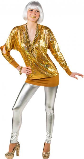 5299b9126b1 zlatá halenka disko