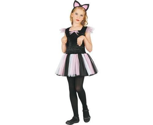 fotky dívek kočička