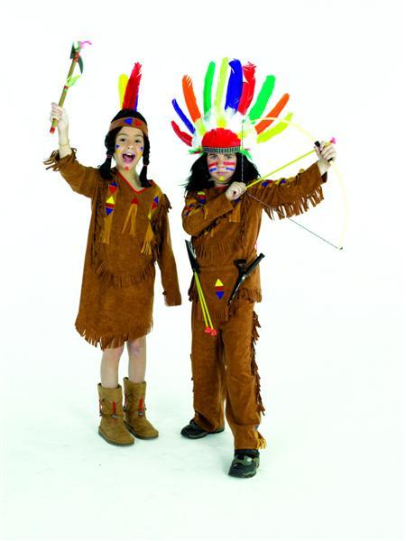 karnevalový kostým indián 1f0b54d011