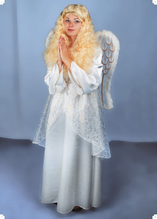 andělský kostým d54105db55